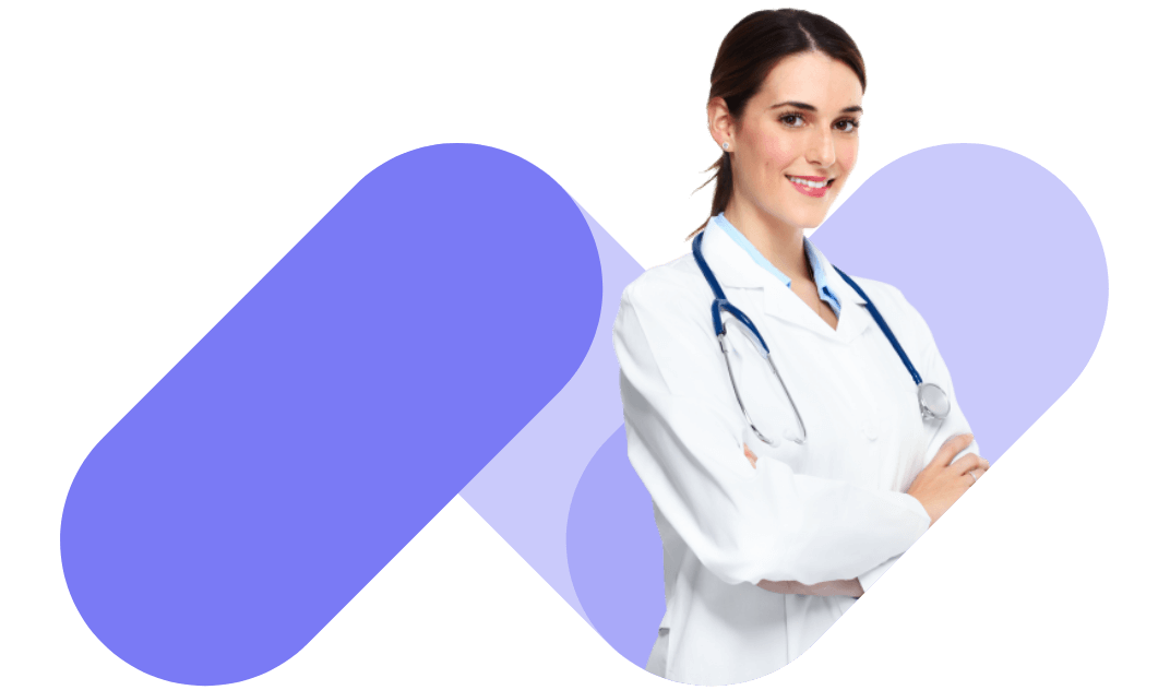 Image about a woman doctor